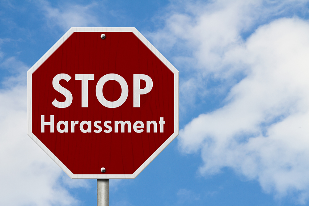If an employee reports third-party harassment at work from a non-employee, you have a duty to protect them from the inappropriate behavior. Here's how you handle this issue.