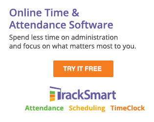 Online Time & Attendance Software from TrackSmart.com. Spend less time on administration and focus on what matters most to you. Learn More