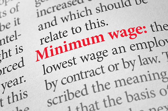 More than 60 percent of the States have both state and local minimum wages higher than the Federal rate.