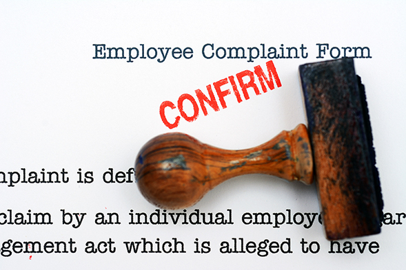 Am I able to fire employees who submit complaints about discrimination and harassment?