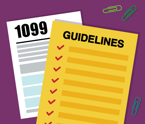 1099 Forms and Guidelines