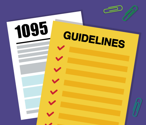 1095 Forms and Guidelines