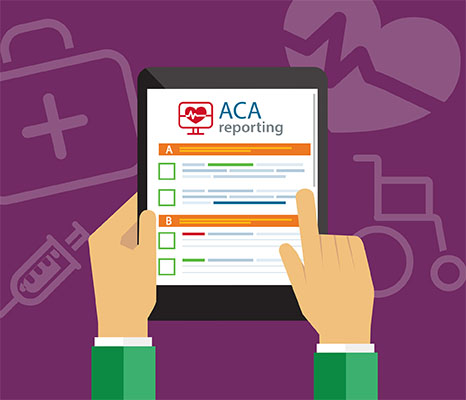 Managing Yearly ACA Reporting