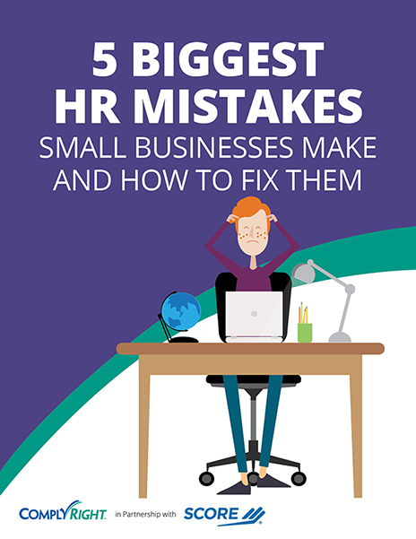5 Biggest HR Mistakes Small Businesses Make and How to Fix Them