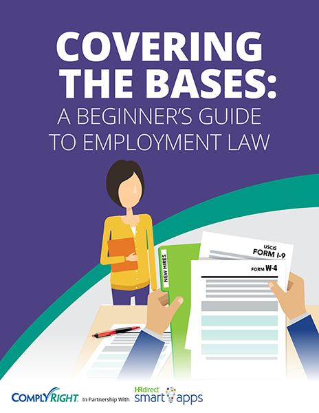 Covering the Bases: A Beginner's Guide to Employment Law
