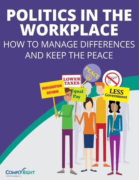 Politics in the Workplace: How to Manage Differences and Keep the Peace