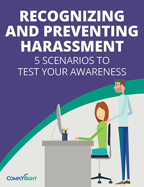 Recognizing and Preventing Harassment: 5 Scenarios to Test Your Awareness