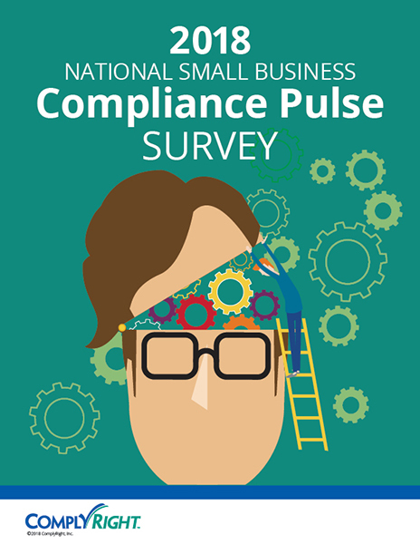 2018 National Small Business Compliance Pulse Survey