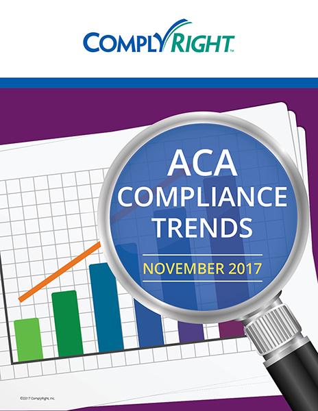 ACA Compliance Trends November 2017