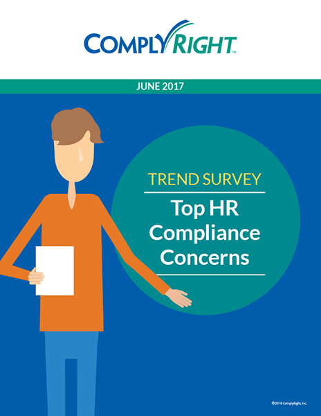 Trend Survey: Top HR Compliance Concerns