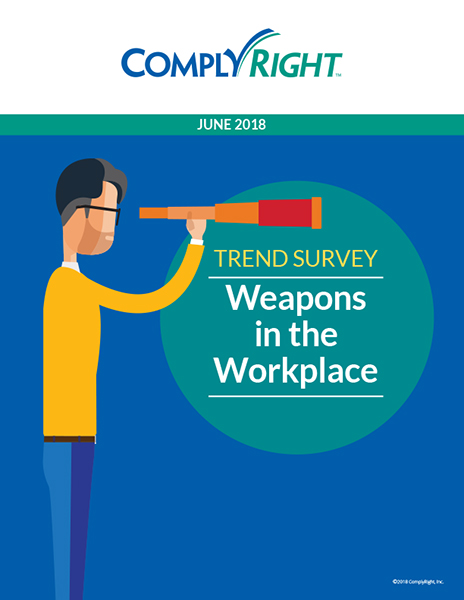 Trend Survey: Weapons in the Workplace