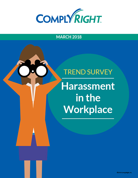 Trend Survey: Harassment in the Workplace
