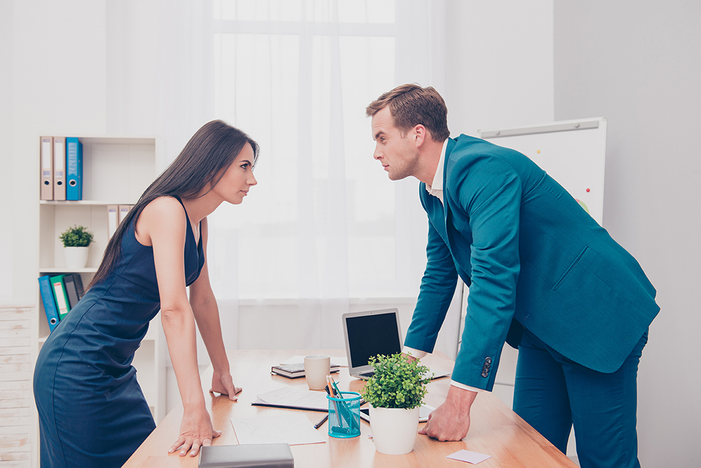 Have employees discussing politics in the workplace ever had a negative impact on their coworkers or disrupted your business? Here are some typical situations that can arise, and tips on managing them.