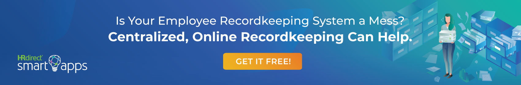HRdirect Smart Apps - Employee Records