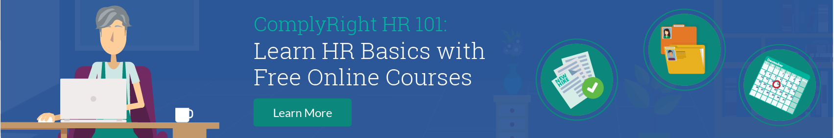 HRdirect HR 101 Courses