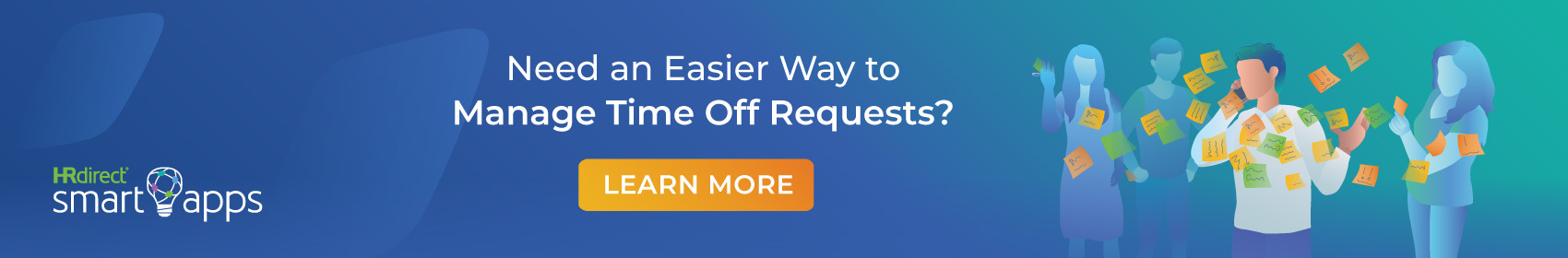 HRdirect Smart Apps - Time Off Request