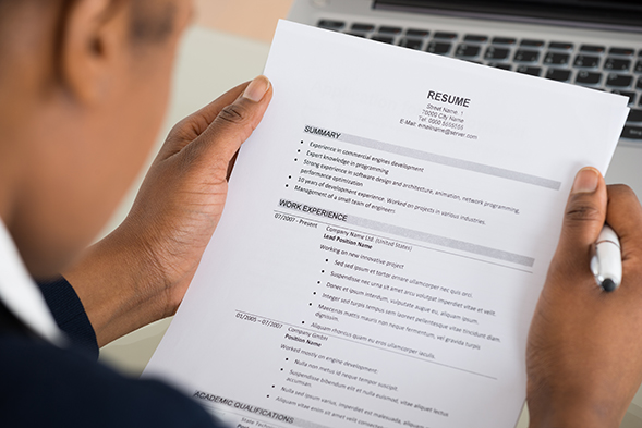 How long do I need to keep hiring records like resumes and job applications?