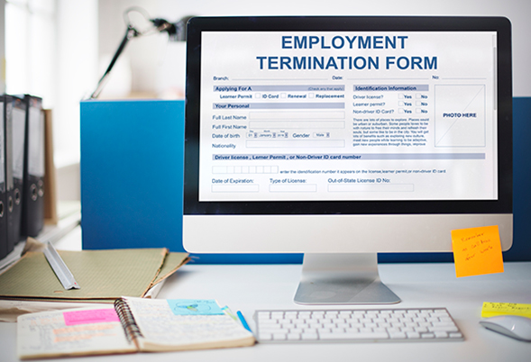 How long do I need to keep performance reviews and termination records?