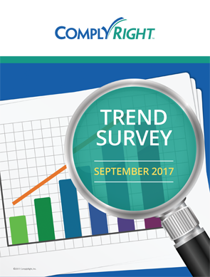 Trend Survey - September 2017