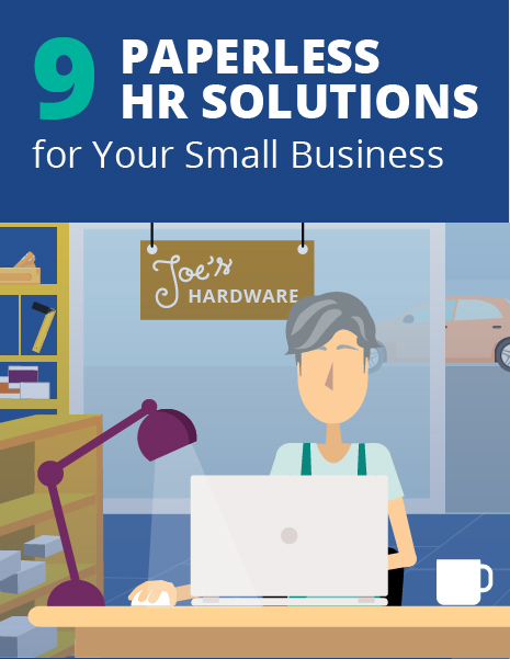 9 Paperless HR Solutions for Your Small Business