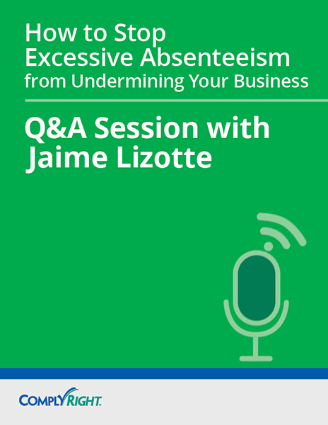 How to Stop Excessive Absenteeism from Undermining Your Business — Q&A Session