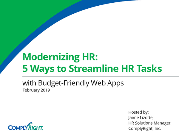 Modernizing HR: 5 Ways to Streamline HR Tasks with Budget-Friendly Web Apps