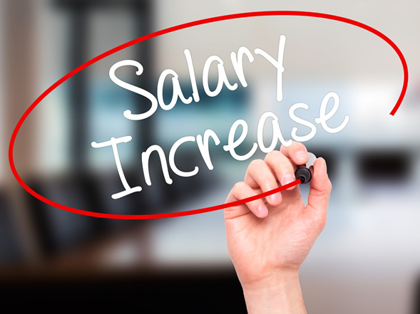Raise the employee's salary to keep the overtime exemption.