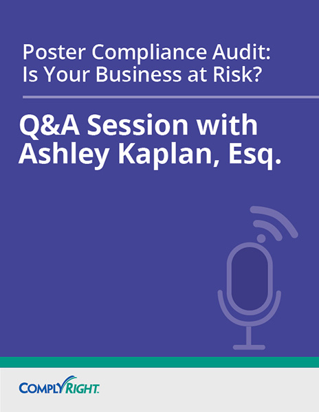 Poster Compliance Audit: Is Your Business at Risk? — Q&A Session