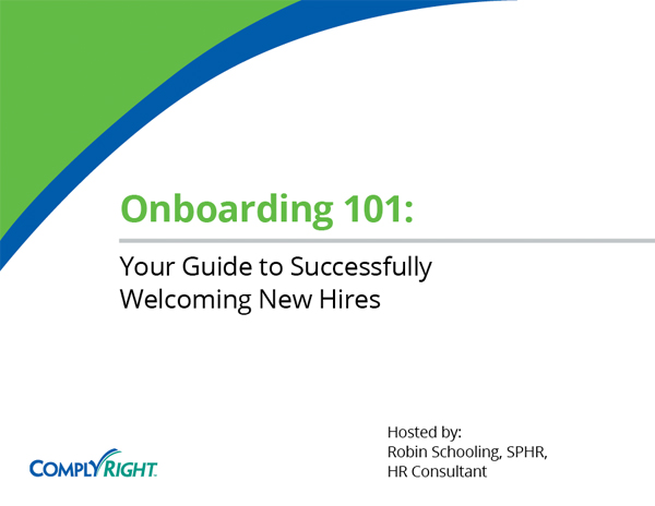Onboarding 101: Your Guide to Successfully Welcoming New Hires